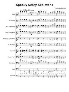 The flute works on the piano too btw. Trombone Sheet Music, Alto Sax Sheet Music, Trumpet Sheet Music, Saxophone Music, Music Chords, Piano Sheet Music, Bass Clarinet, Music Sheets, Music Jokes
