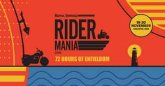 The tracks are laid, the stage is set, the riders are on their way to #RiderMania 2016 is just 1 day away.