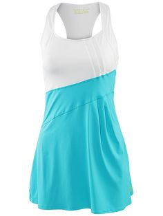 The bonus of playing tennis are the clothes you get to wear!