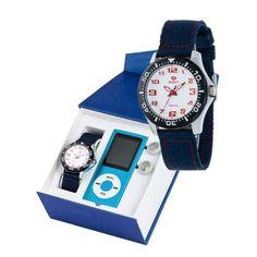RELOJES PARA NIÑOS La nueva colección de relojes Marea Watches para niños es más atractiva que nunca, ya que además de ser unos bonitos relojes, vienen con un #MP4 de #regalo; tendrás dos regalos en uno por un precio desde 49€: http://www.todo-relojes.com/marca.asp?modelo=898&marca=100 #relojesniño #relojesMarea