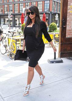 What to Expect When Kim Kardashian's Expecting - Kim Kardashian-Wmag