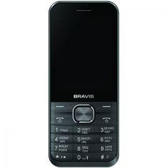 Мобильный телефон Bravis Classic (Blue)