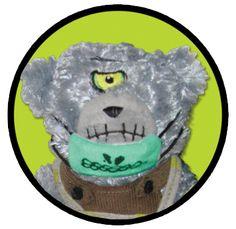 "Teddy Scares - Abnormal Cyrus – Surgeon 8"" plush, $14.99 (http://www.teddyscares.com/abnormal-cyrus-surgeon-8-plush/)"