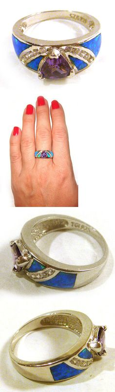 Rings 98493: Taxco Mexico .925 Sterling Silver Unique Ring Size 8 ...