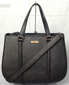 At Frezdeal, we provide you with an excellent shopping experience as our client's satisfaction matters a lot. Latest Bags, Buy Bags, Great Deals, Kate Spade, York, Tote Bag, Purses, Stuff To Buy, Black