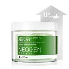 NEOGEN - Dermalogy Bio-peel Gentle Gauze Peeling Green Tea 30pcs (US & EU Edition)