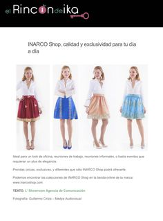 Artículo de El Rincón de Ika. INARCO Shop, calidad y exclusividad en tu día a día.