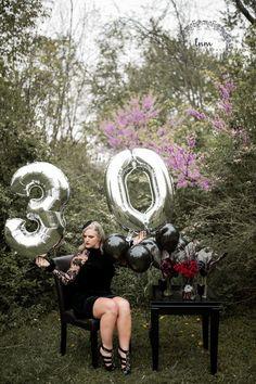 30th Birthday Outfit, 30th Birthday Themes, 21st Birthday Checklist, 30th Birthday Ideas For Women, Thirty Birthday, Happy Birthday, Funeral Party, 30th Party, Birthday Photography