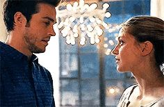 lane-and-kent-reporters: The Dad Who Came In from the Cold Kara And Mon El, Dc Tv Shows, Chris Wood, Hades And Persephone, Supergirl And Flash, Tv Couples, Melissa Benoist, Batwoman, Best Couple