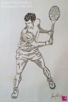 il tennista di Francesco L'artennista