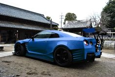 R's Tuning BenSopra Nissan GT-R