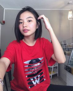 Discover recipes, home ideas, style inspiration and other ideas to try. Anime Gangster, Funny Lockscreen, Filipina Beauty, Aesthetic People, Girl Photography, Aesthetic Pictures, Celebrity Crush, Aesthetic Wallpapers, Cute Wallpapers