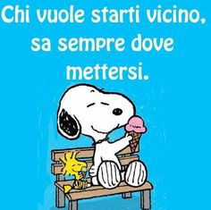 Italian Phrases, Italian Quotes, Humour Intelligent, Mafalda Quotes, Snoopy Quotes, Feelings Words, Snoopy Love, Love Dogs, Sarcastic Quotes