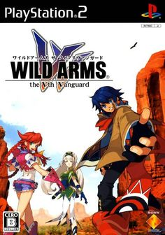 Wild Arms: The Vth Vanguard / PlayStation 2 / SCEI / 2006