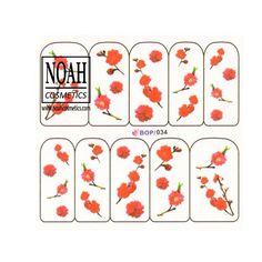 Nail Water Tatoo Noah Cosmetics