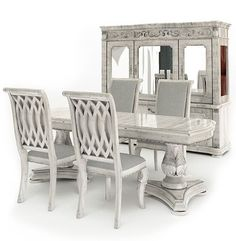 model Luxurious Dinning Set, available formats OBJ, chairs dining dining-room, ready for animation and other projects Dinning, Bedroom Decor, Furniture, Home, Dinning Set, Furniture Sets, Luxury, American Furniture, Home Decor