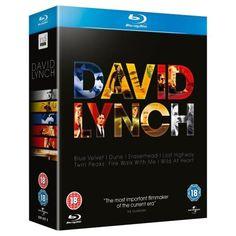 David Lynch: Collection - Lägsta pris 629:-