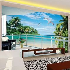 pelzstola vom atoll fototapete fur schlafzimmer fototapeten, Hause deko