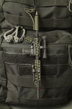Paracord M-4 / AR-15 Sniper Rifle with by SurfCityParacord on Etsy