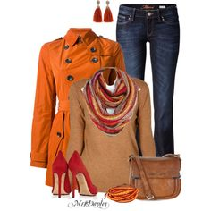 scarf is hot, created by mrsdanley on Polyvore