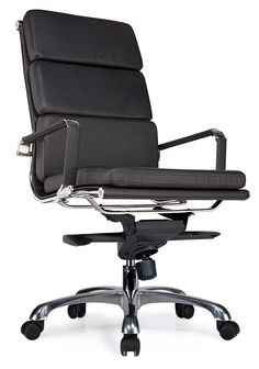 Modern Leather Office Chairs - Large Home Office Furniture Check more at http://www.drjamesghoodblog.com/modern-leather-office-chairs/