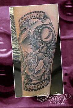 Tattoo by jw @ Shading - www.shading.nl