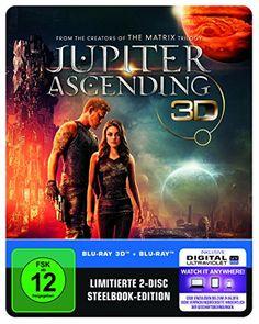 Jupiter Ascending (Steelbook) (exklusiv bei Amazon.de) [3D Blu-ray] [Limited Edition] Warner Home Video http://www.amazon.de/dp/B00SYL9G4S/ref=cm_sw_r_pi_dp_pKzNvb1B3MDT5