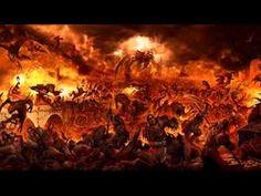 O homem que foi ao inferno conta o que viu ali, confere com as imagens pintadas por uma coreana - YouTube