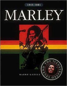*Marley* by Barry Lazell. More fantastic pictures and videos of *Bob Marley* on…