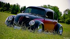 VW Bug.  Just a cool little car for sure.