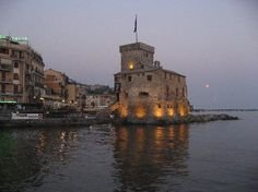 rapallo, italy - Spent a week here once... Beautiful place!