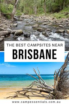 Best Camping Near Brisbane - 20 Awesome Campsites within a 2 Hour Drive - Camp Essentials Lake Camping, Camping Spots, Campsite, Travel With Kids, Family Travel, Australia Travel, Queensland Australia, Western Australia, Travel Expert