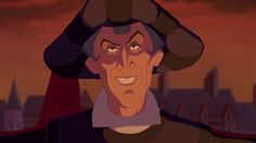 Image result for claude frollo