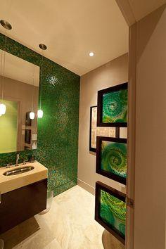 idee-deco-salle-bain-murs-vert