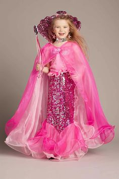 Pink Fairytale Mermaid Cape for Girls | Chasing Fireflies  sc 1 st  Pinterest & pink mermaid costume - Chasing Fireflies | Kids crafts | Pinterest ...