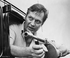 Roger Corman (American horror & b-movie director: A Bucket of Blood [1959], House of Usher [1960], The Little Shop of Horrors [1960], The Pit & the Pendulum [1961], The Masque of the Red Death [1964])