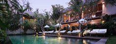 Puri Sunia Resort is harmonious spa retreat steeped in traditional Balinese culture, just outside Ubud. Bali, Ubud Hotels, Swimming Pools, Beach Houses, Travel, Swiming Pool, Pools