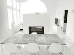 Betonipöytä - Concretetable