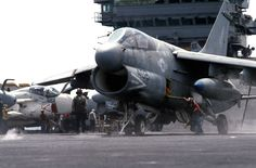 A-7E Corsair II Flight Deck