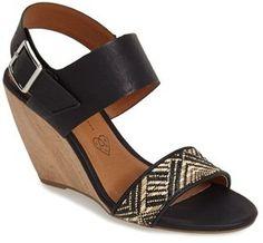 BC Footwear 'Retriever' Wedge Sandal (Women)