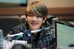 [OFFICIAL] 150625 MBC FM4U Kim Shinyoung's Noon's Hope Song Website update: #EXO
