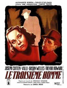 Le Troisième Homme The Third Man Film britannique de Carol Reed (1949)