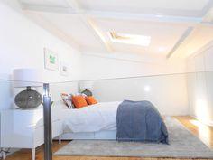 O sucesso da cama e da cómoda MALM da Ikea (De Ida Gaspar - homify)