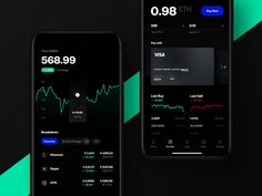 Crypto Wallet Glitch Transitions by Arek Borysiuk Mobile Ui Design, Game Design, Application Ui Design, Interaktives Design, Icon Design, Application Development, Dashboard Design, App Ui Design, Interface Design