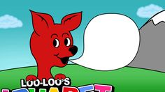 Loo-Loo the kangaroo says Love to Read! See Loo-Loo in our Alphabet matching game and our upcoming app Reading Racers!