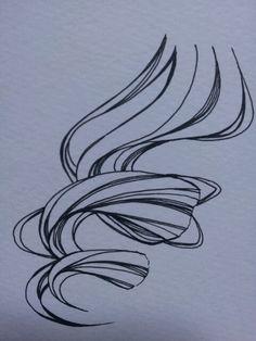 縦ロールの描き方\(^^)/その3の画像   カワ★タマぶろぐ