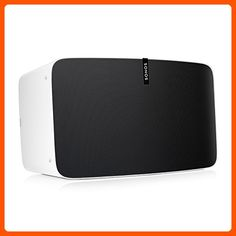 Sonos PLAY:5 Ultimate Wireless Smart Speaker for Streaming Music (White) - Audio gadgets (*Amazon Partner-Link)