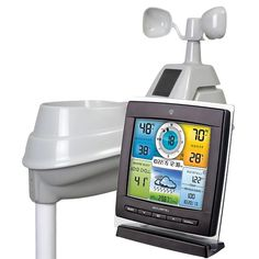 New product available! A full-featured color weather station at a great price.