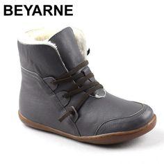 Chaussures deau de Plein Air Bottes de Pluie Antid/éRapantes Imperm/éAbles pour Femmes Chaudes Bottes de Neige Peluche Femme Mi-Chaudes de Style Punk