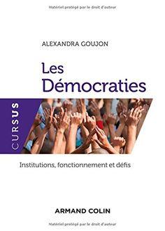 Le système démocratique est étudié à travers son histoire, sa théorie, ses représentations dans le monde et ses défis.